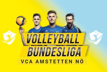 SG UVC Weberzeile Ried – VCA Amstetten NÖ