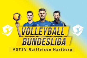 SG UVC Weberzeile Ried – VSTSV Raiffeisen Hartberg